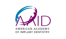 logo americanacademy of implant dentistry aaid